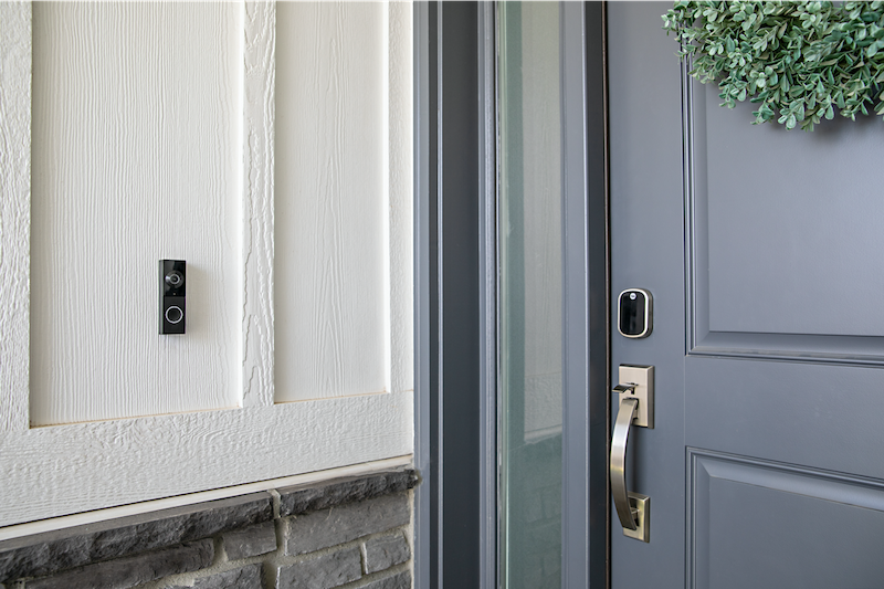 SnapAV Unveils Chime Video Doorbell, Adds to Episode, Control4, and Pakedge Product Lines