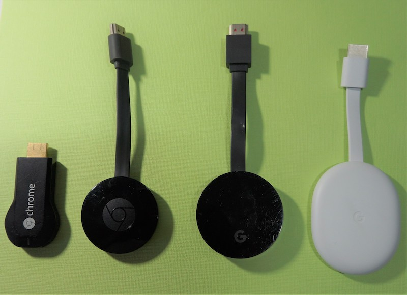 Chromecast All Four