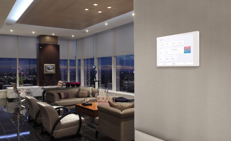 Crestron Delivers Next Generation 70 Series Touch Screens