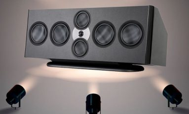 Atlantic Technology Adds New Center Channel Speaker to Flagship 8600 Home Theater System
