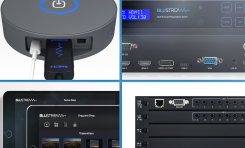 Blustream Partners with RTI for U.S. Availability of 4K Video Distribution Solutions