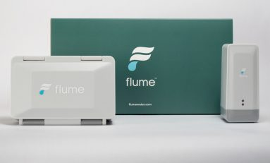 Smart Home Water Monitoring with Flume 2