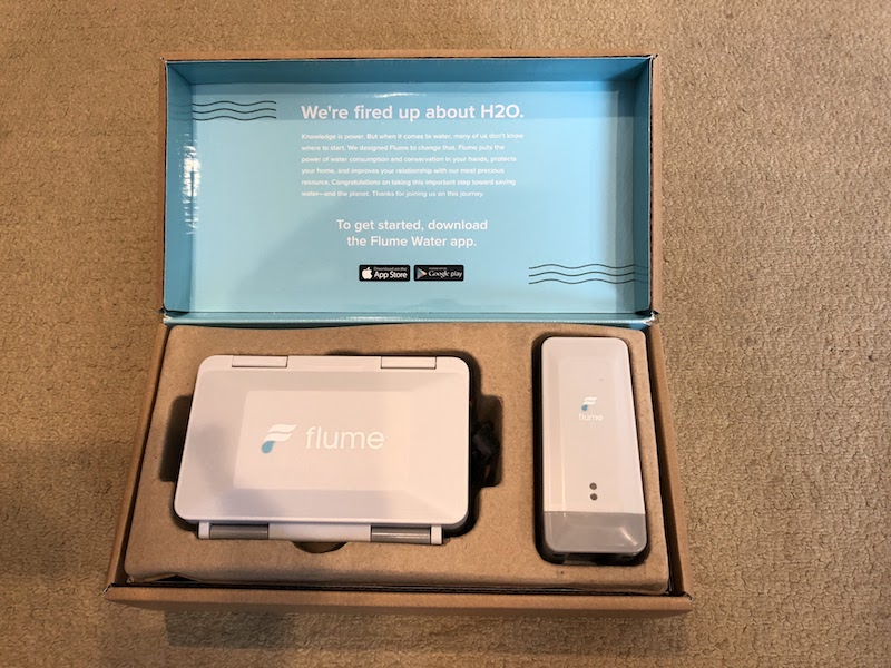 Finding Out How a Flume 2 Smart Water Monitor Tracks My Water Usage and Detects Plumbing Leak