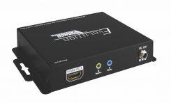 Vanco HDMI Fiber Extenders Support 4K HDR