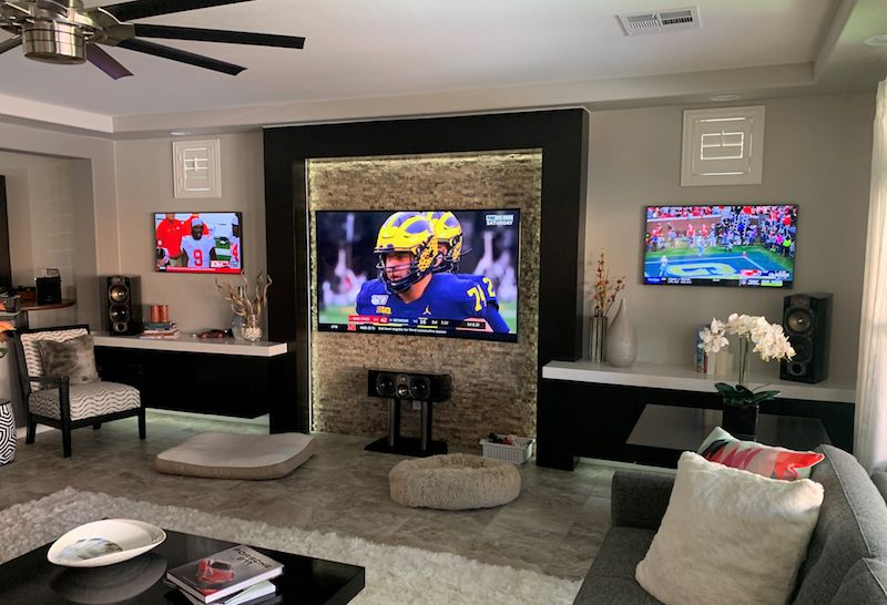 Acoustic Design Systems are Experts in Smart Home Services in Las Vegas