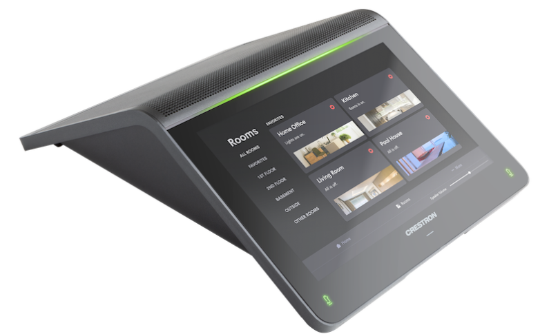 Crestron Reveals Smart Homes Audio Conference Solution