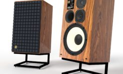 HARMAN Looks Back and Ahead with New JBL Loudspeakers and Amplifier