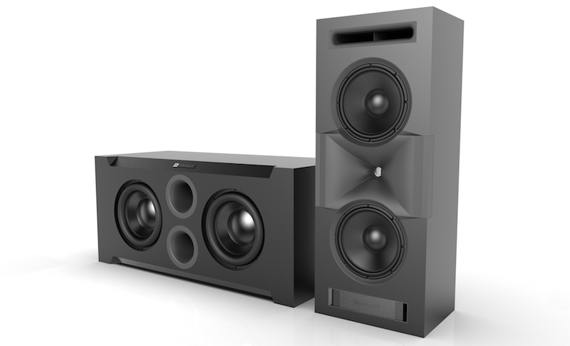 JBL Synthesis SCL-1 _ SSW-1
