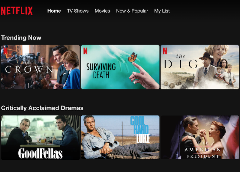 Movies and Shows Leaving Netflix, Hulu, and Amazon Prime in February 2021