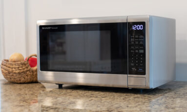 New Sharp Microwave the Latest in the Evolution of Smart Kitchen