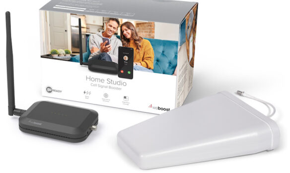 Wilson Electronics weBoost Home Studio is a Cell Booster for Smaller Living Spaces