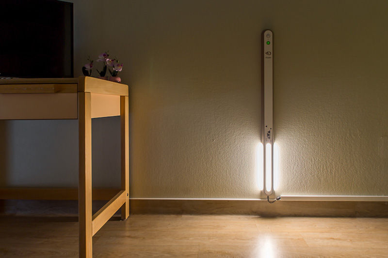 Domalys Aladin Smart Lamp Designed to Anticipate and Prevent Falls