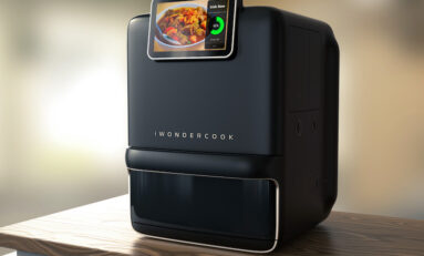 iWonderCook Personal Robotic Chef Takes Care of the Chore of Cooking