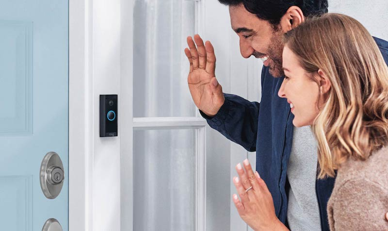 Ring Video Doorbell Wired is Ring's Most Compact Model to Date