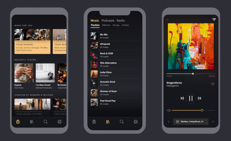 Bowers & Wilkins Adds Music App to Formation Wireless Technology Platform