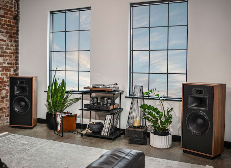 Klipsch Celebrates 75 Years with Forte IV Loudspeakers