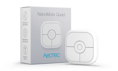 Aeotec Z-Wave Sensors Expand a Smart Home's Understanding of the Real World