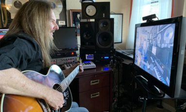 New Videoconferencing Cameras and Mics Help Styx Bassist Ricky Phillips Maximize Online Engagement and Collaboration