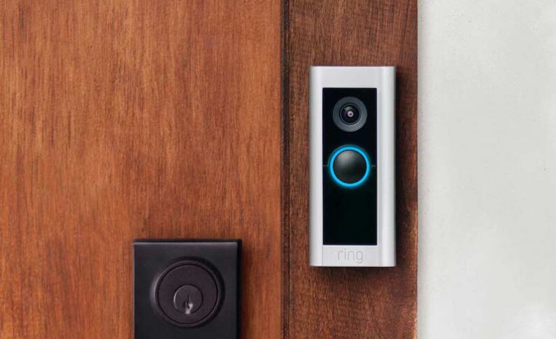 Ring Video Doorbell Pro 2 Features 3D Motion Detection and Bird's Eye View