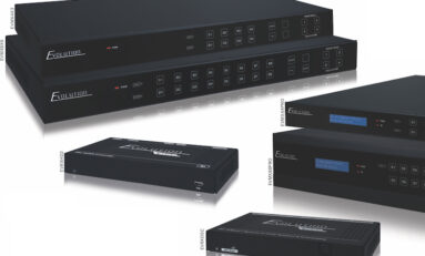 Vanco Evolution Line Now Includes New Matrix Switches and 4K Receivers