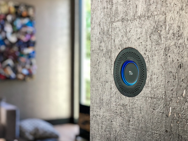 Wall-Smart Helps Blend Technology into 7,500-Square-Foot Custom Home