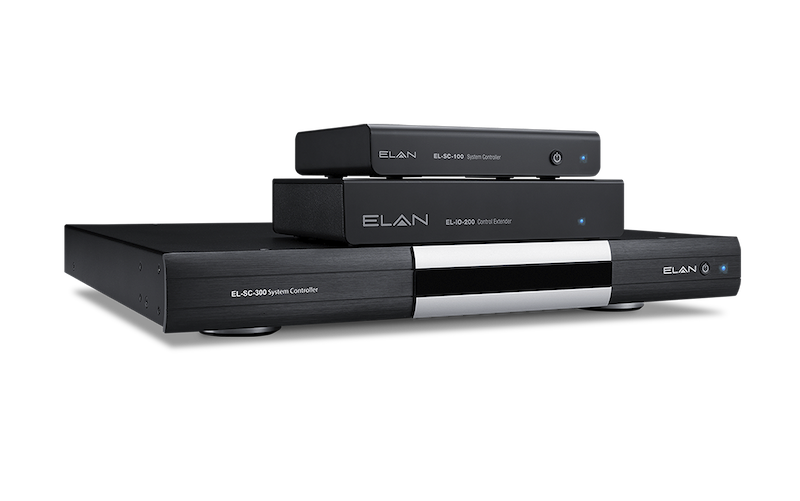 ELAN 8.6 Software and New System Controllers Bring Native Z-Wave Plus Support and More