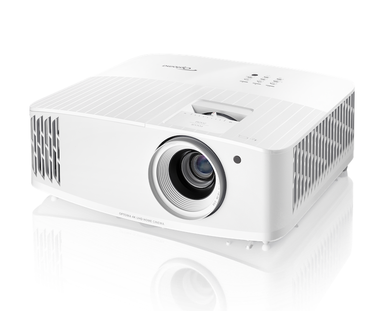 Optoma Unveils 'Lightning-Fast' 4K Projectors for Gaming and Home Entertainment