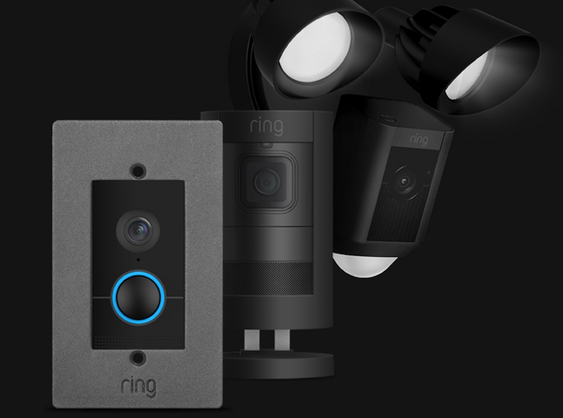 Ring to Distribute 56 Products Through SnapAV Online and Local Pro Stores