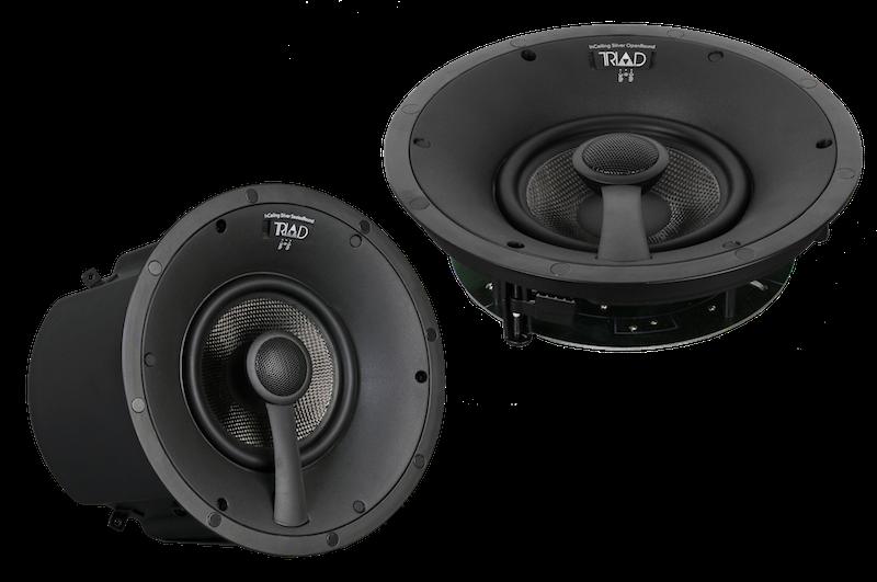 SnapAV Adds Entire Triad Loudspeaker Line-Up to Online Store