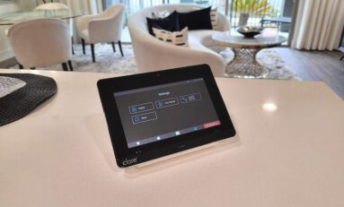 ClareOne Security and Control Featured in Tuscan Highlands Las Vegas Luxury Resort