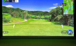 BenQ BlueCore LU935ST Laser Projector was Built for Golf Simulators