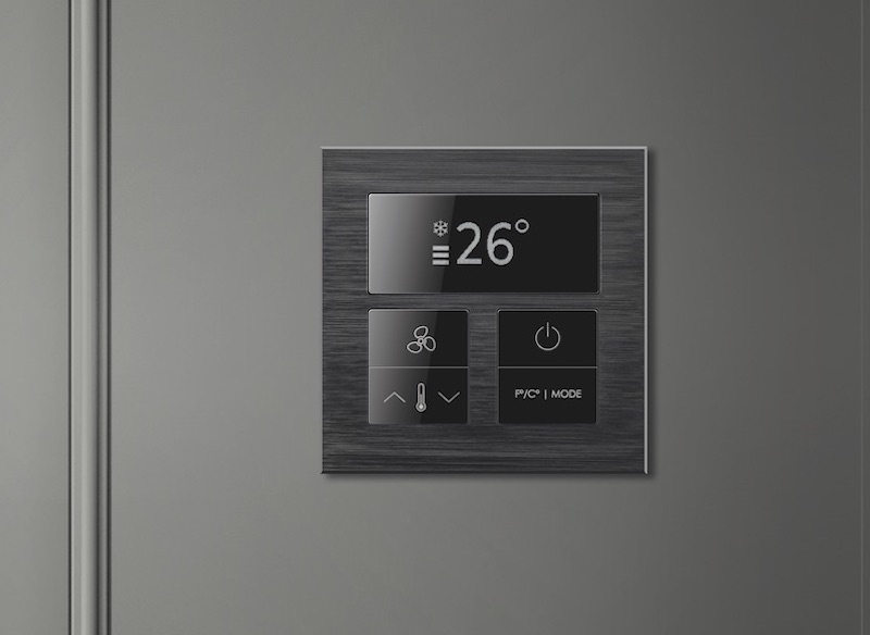 Black Nova Designer Keypads Now Available in North, South, and Central America