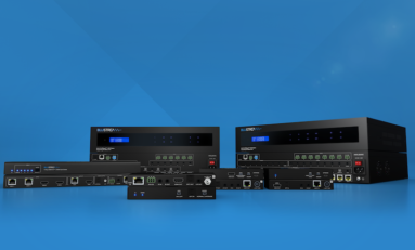 Blustream US Adds Five HDBaseT AV Distribution Devices