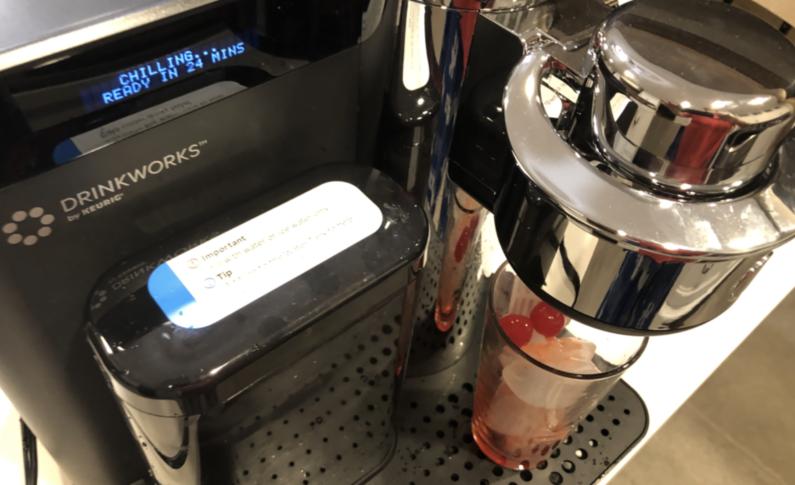 Bartesian vs. Drinkworks — Battle of the Robot Bartenders