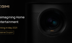 XGIMI HORIZON Offers Hassle-Free Home Cinema Experience