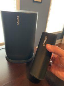 Sonos Roam Move
