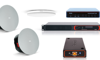 Biamp Conference Room Solutions Certified for Zoom Rooms