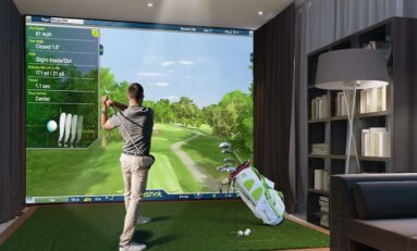 Golf Simulator Interest Climbs as Latest Home Entertainment Opportunity