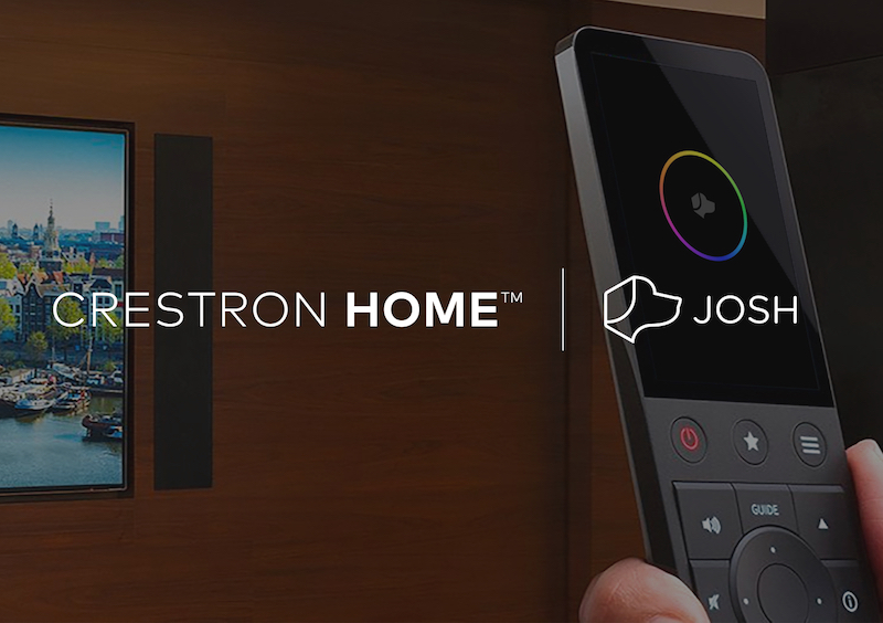 Josh.ai Announces First Voice Control Solution for Crestron Home AV