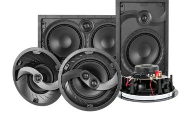Episode CORE Speakers from SnapAV Offer Expanded Audio Installation Options