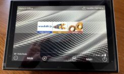 URC TDC-9100 Touchscreen Offers Easier One-Touch Video Conferencing Solution