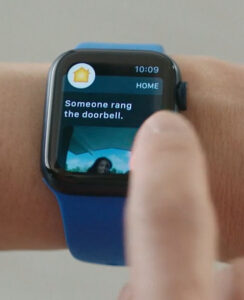 Apple Watch Door