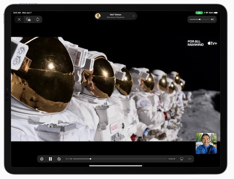 AppleTV FaceTime