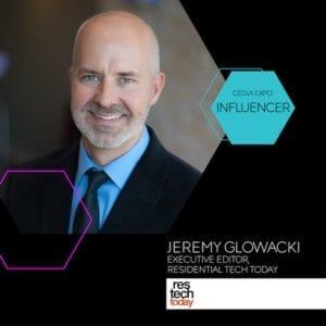 CEDIA Influencer Jeremy Glowack