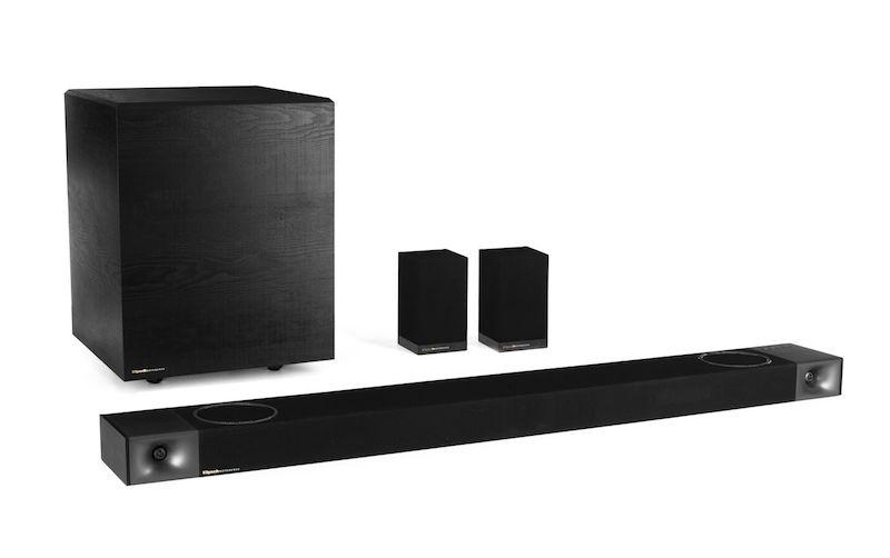 Klipsch Cinema Sound Bar 1200 System