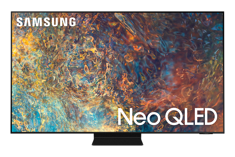 Samsung Adds New Neo QLED TV Sizes and The Wall Developments