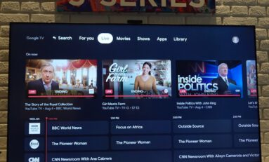 TCL Goes with Google TV in New 5- and 6-Series Television Models