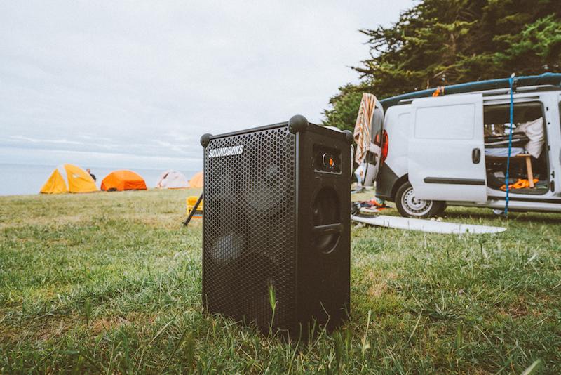 SOUNDBOKS Gen 3 Bluetooth Speaker Provides ALL CAPS Performance