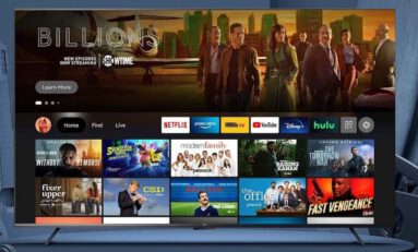 Amazon-Branded Fire TV Sets Stoke Smart TV Competition
