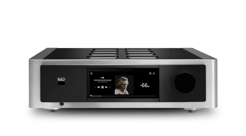 NAD M33 BluOS Streaming DAC Amplifier Doubles Power of Predecessor